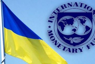 IMF kredisinin ilk dilimi Ukrayna'nın hesabına yattı