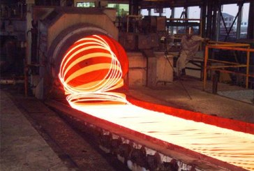 Çelik üretimi 2 milyon tonu geçti, Ukrayna yeniden top-10'da