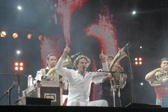 Goran Bregoviç, 20 Nisan'da Ukrayna'da