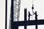 İnşaat sektöründe dört ayın tablosu, 38 milyar 566 milyon UAH'lık iş tamamlandı