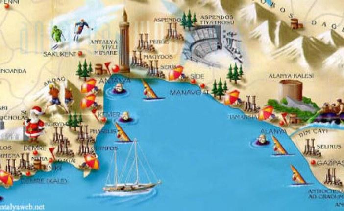 Türkiye'de tatil yapmak Ukraynalılar için ucuzlayacak