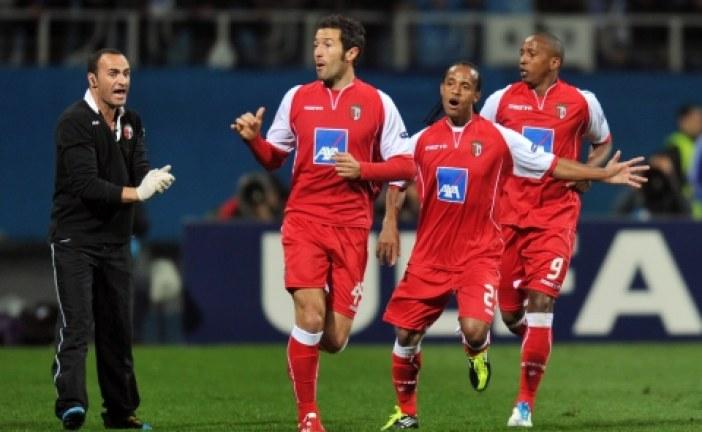 Dinamo 1 – Braga 1, Portekiz ekibi rövanşa avantajlı gitti
