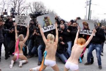 Savcılık FEMEN kızlarını haklı buldu, işte gerekçeli karar