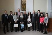 TUİD'in sponsor olduğu Doğu Dilleri Olimpiyatları Kiev'de gerçekleşti