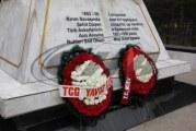 Yavuz Fırkateyni Sivastopol'deki Türk Şehitliğini ziyaret etti