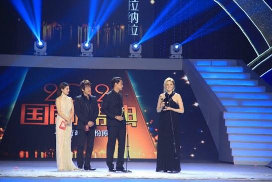 Ukraynalı sanatçıya Çin'den en iyi oyuncu ödülü (galeri)
