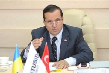 """TUSİB'in yeni başkanı UkrTürk'e konuştu, """"kapımız herkese açık"""""""
