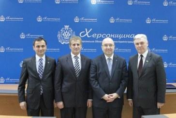 Büyükelçi Samsar Herson Bölge Valisi ile görüştü, gündem yatırım ve ticaret imkanları