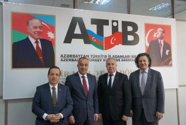 DTİK Avrasya Bölge Komitesi bu kez Azerbaycan'da (Fotoğraflar)