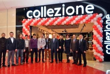 Collezione Kiev'deki ilk mağazasını açtı