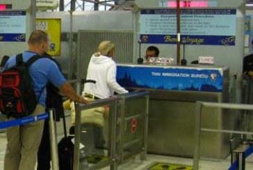 Yer Odesa Havaalanı, üzerindeki dövizi deklare etmeyen Türk vatandaşının parasına el kondu