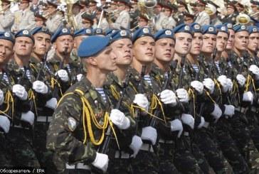 Ukrayna ordusunda bir devir kapandı, ünlü slogan askerin selamlama şekli oldu