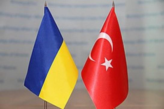 Büyükelçi Samsar TUSİB toplantısında konuştu, hedef bu yıl Ukrayna ile STA imzalamak