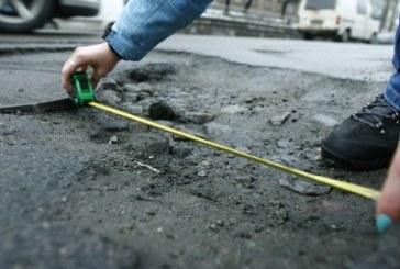 Altyapı Bakanı açıkladı, Ukrayna yollarında 1,4 milyon metre kare çukur var