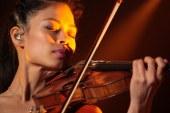Kiev kemana doyacak, Vanessa Mae konseri bugün