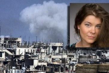 """Ukraynalı gazeteci Suriyeli isyancıların elinden kaçtı, """"bana kötü davrandılar"""""""