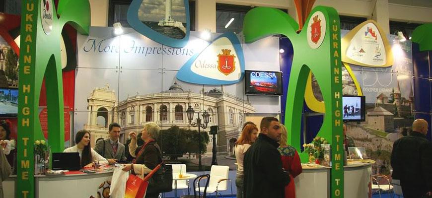 Itb berlin 2013 turizm fuarı ukrayna standı en iyiler arasına