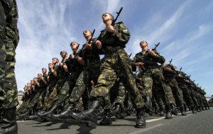 """ukrayna ordusu 1 300x189 Savunma Bakanı açıkladı, """"silahlı kuvvetler mensuplarının maaşları artacak"""""""