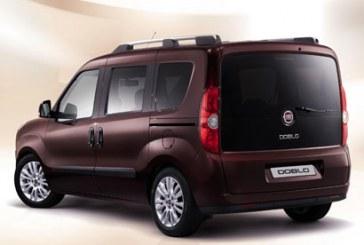 Ukrayna'da satılan her üç ticari araçtan biri Yeni Fiat Doblo