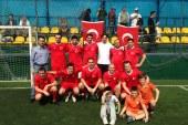Türk Büyükelçiliği ile Azerbaycan Büyükelçiliği takımları karşılaştı, işte skor…
