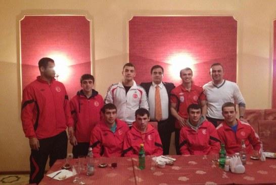 11 ülkenin boksörü Kherson'da buluştu, Türkiye iki madalya kazandı (galeri)