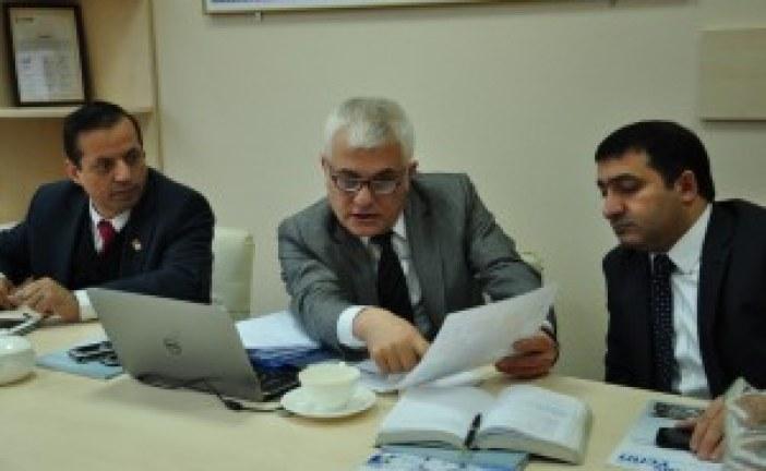 DEİK Türk Ukrayna İş Konseyi Başkanı'ndan TUSİB'e çalışma ziyareti