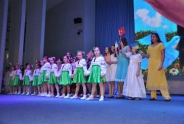 Международный день детей отметили в Киеве