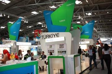 Türk ürünleri fuarı başlıyor, 51 Türk şirketi Kiev'de gövde gösterisi yapacak