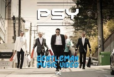 PSY'den yeni klip, gentleman fırtına gibi başladı