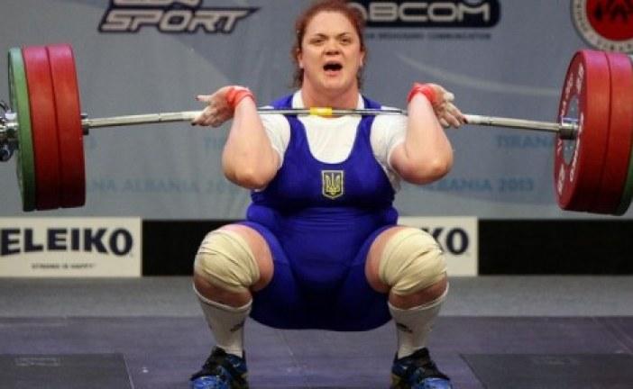 Dünyaları kaldıran Ukraynalı, Avrupa şampiyonu oldu