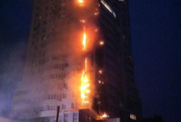 Aynı sitede bir sene sonra ikinci yangın