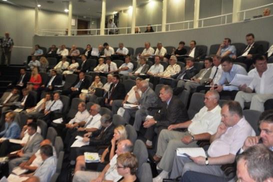В Киеве члены УСПП обсудили актуальные проблемы экономики Украины