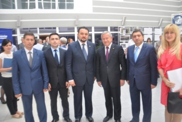 """Ukrayna'da bir ilk, """"Türk işadamları için yeni fırsatlar açıyoruz"""""""