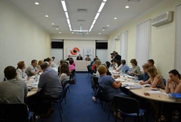 Özel haber, Ukraynalı gazeteciler Kiev'de toplandı… Kültür ve Turizm Ataşesi Yıldız'a soru yağmuru