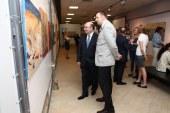 """O Kıyıda"" resim sergisi İstanbul'u Kiev'e taşıdı (galeri)"