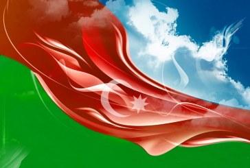 """Azerbaycan Cumhuriyet Günü Kiev'de kultandı, """"Türk Büyükelçiliği mutluluğumuzu paylaştı"""""""