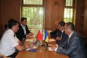 Türk işadamları Herson Valisi ile görüştü, gündem turizm