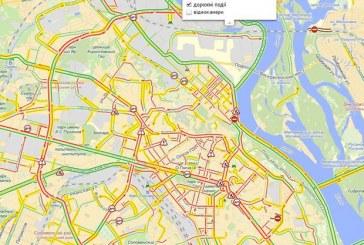 Bakım çalışmaları bıktırdı, Kiev trafiği felç oldu