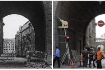 Yıl 1941, Pasaja girmek tehlikeli ve yasak! (fotoğraflar)