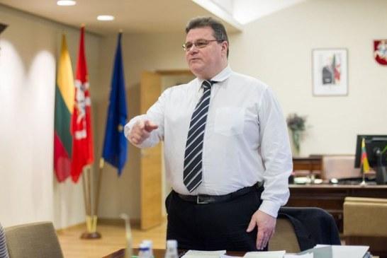 Litvanya'dan Ukrayna'ya AB'nin taleplerini yerine getirmesi için ek süre