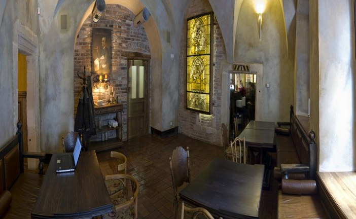 Kiev, Odesa, Harkov, Dnipropetrovsk, Lviv… Ukrayna'nın gözde restoranlarından seçmeler