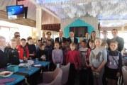 Türk İşadamları, Çernobil mağduru çocukları Kiev'de misafir etti