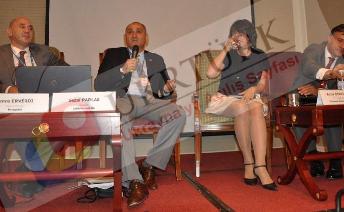 TUSİB üyesi işadamları UNDP – EBA Forumu'nda iş dünyasını temsil etti