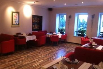 Yine yeni yeniden, Kiev'in lezzet ustası Tike yeni dizaynı ile müşterilerini bekliyor (galeri)