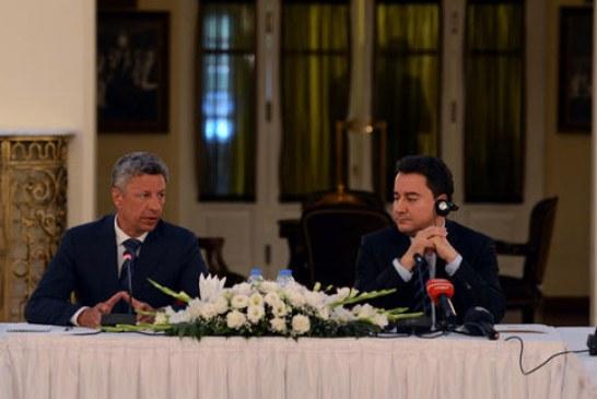 Türkiye- Ukrayna hükümetlerarası Ticari ve Ekonomik İşbirliği toplantısı gerçekleşti