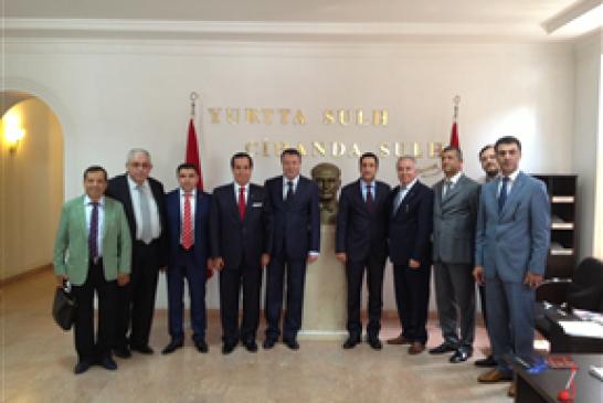 İş dünyası güçleniyor, DTİK Avrasya Bölge Komitesi 6. toplantısı Batum'da gerçekleştirildi
