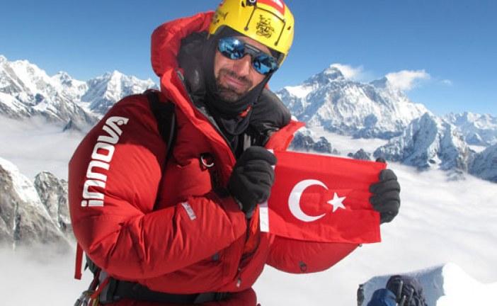 Türk dağcı Pakistan'daki saldırıdan kıl payı kurtulmuş