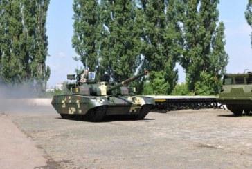 Ukrayna'nın gururu Oplot tankları, Taylandıları kendine hayran bıraktı