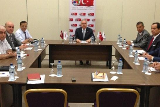 DTİK Avrasya Bölge Komitesi 6. toplantılarını Batum'da gerçekleştirdi