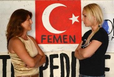 """Femen'in aranan üyesi Türk basınına konuştu, """"Türk Femen'ler geliyor"""""""